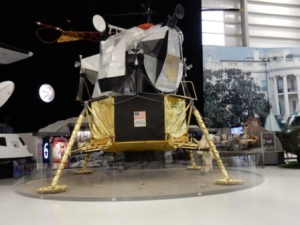 Lunar Module Hanger Bay One