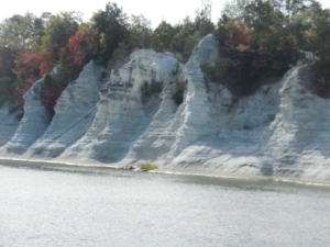 Cliffs near Epes