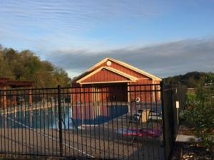 Pool at Demopolis Kingfisher Marina