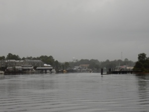 Entering Carrabelle