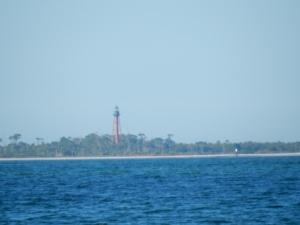 Lighthouse on Anclote Key