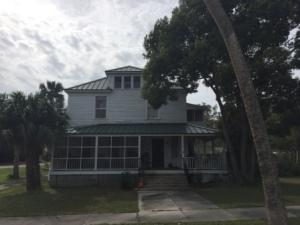 Hine's house