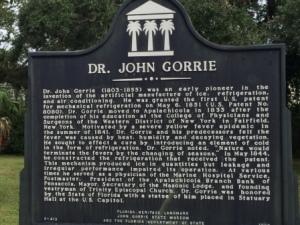 John Gorrie Marker