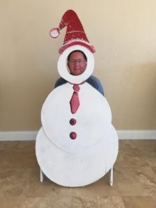 Mark - Christmas fun