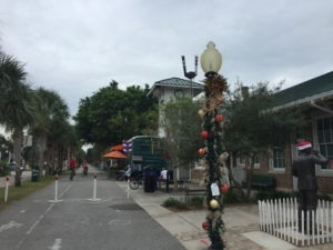 Pinellas Trail - Downtown Dunedin