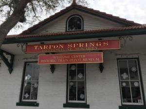 Historical Train Depot Museum