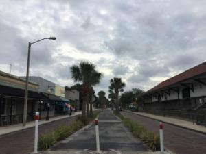 Pinellas Trail in TS