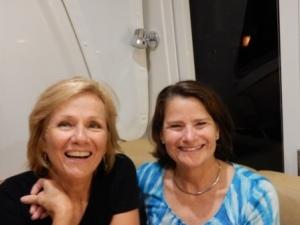 Joan & Denise