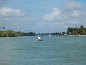 ICW in Nokimis, FL