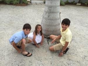 Peter, Andrew & Teresa Duarte