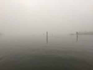 Fog on GICW