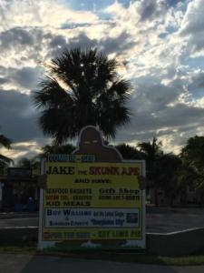 Jake the Skunk Ape - Tourist Attraction