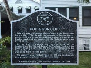 Rod & Gun Club History