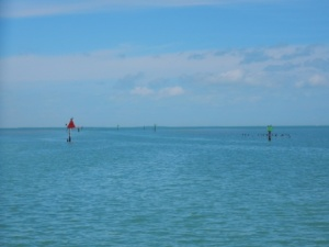 Narrow Channel on FL Bay