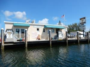 Pilot House Marina fuel dock