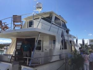 Marlow 49 - Miami Boat Show