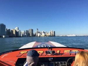 Water Taxi - Miami Boat show