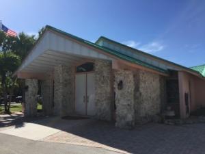 St Peter's Catholic Church - Big Pine Key