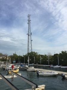 City Marina Dinghy Dock