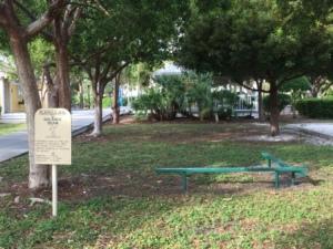 Marathon Community Park Excercise Course