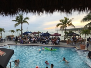 Sunset Grille Pool and Tiki Dining