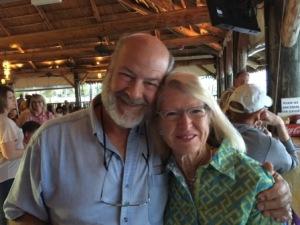 "Jeff & Carol (""Stowaway"" guests)"