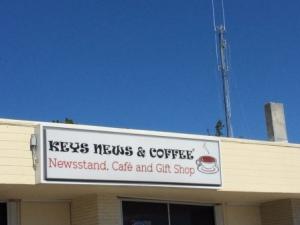 Keys News & Coffee Shop
