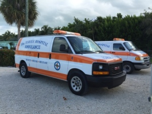 Turtle Hospital Ambulance
