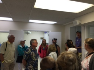 Turtle Hospital Tour