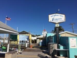 Sombrero Marina & Dockside Bar