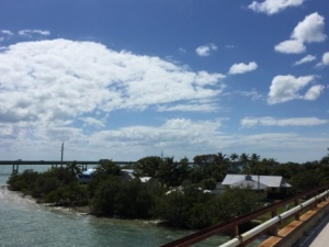 Pigeon Key from Old Bridge