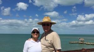 Pigeon Key overlooking FL Bay