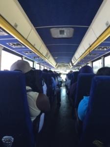 Bus back to Marathon