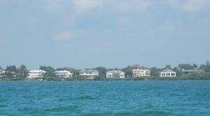Houses at Ocean Reef Atlantic Side