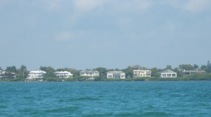 Houses at Ocean Reef Atlantic Side