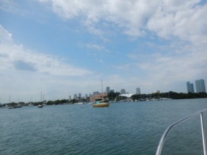 Jungle Island and Miami Yacht Club