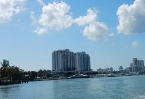 Leaving Miami Beach