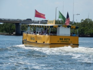 Ft. Lauderdale Water Taxi