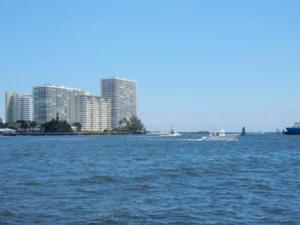 Port Everglades Entrance