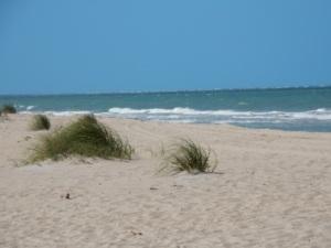 Atlantic Ocean - towards St. Lucie Inlet