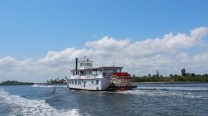 City of Fredericksburg Paddle Wheel boat - 772-678-1176