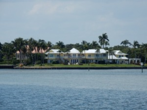 Homes north of Stuart