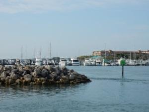 Leaving Ft. Pierce City Marina