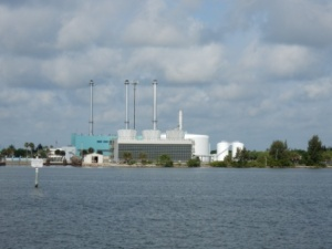 Power Plant near Vero Beach