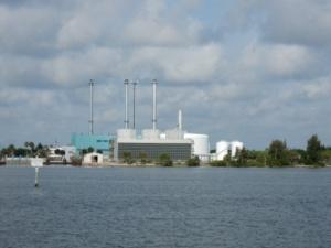 Power Plant near Vero Beach