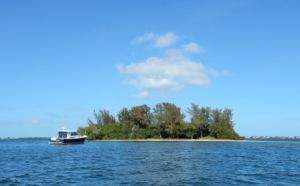 IO at Serenity Island