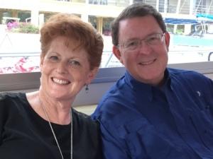 Pam & Mark