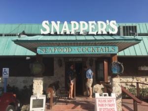 Snapper's for dinner