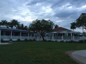 CRYC Dining hall & porch