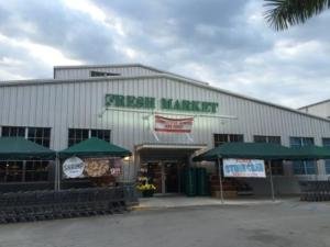 Fresh Market in the Grove